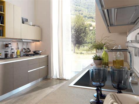 cucina lube essenza cucina componibile in legno senza maniglie essenza