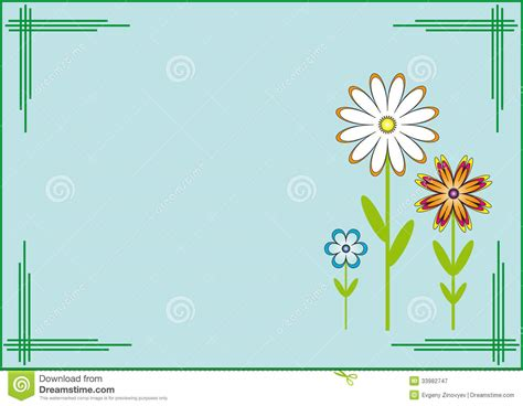 is there a post card template on microsoft powerpoint template postcard flowers royalty free stock photography