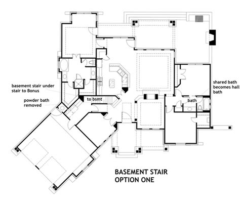 2 bedroom house plans with garage and basement craftsman style house plan 3 beds 2 5 baths 2091 sq ft