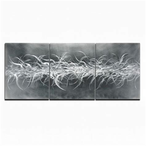metallic wall decor modern metal wall contemporary large sculpture
