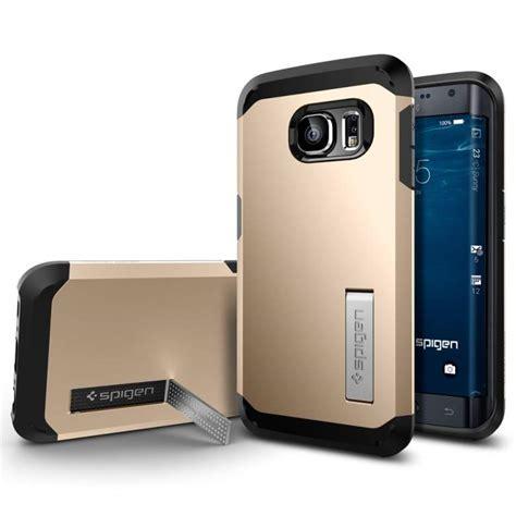 Samsung Galaxy S6 Spigen Stand Tough Armor Hardcase S S top 5 best samsung galaxy s6 edge cases heavy