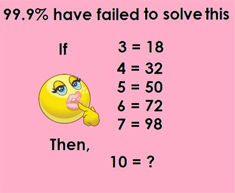 logic math puzzles only for genius with answer puzzles