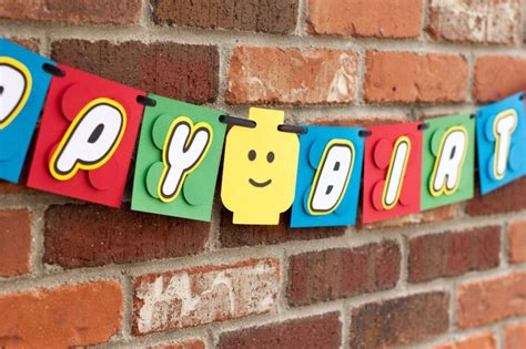 best 25 lego birthday banner ideas on pinterest lego