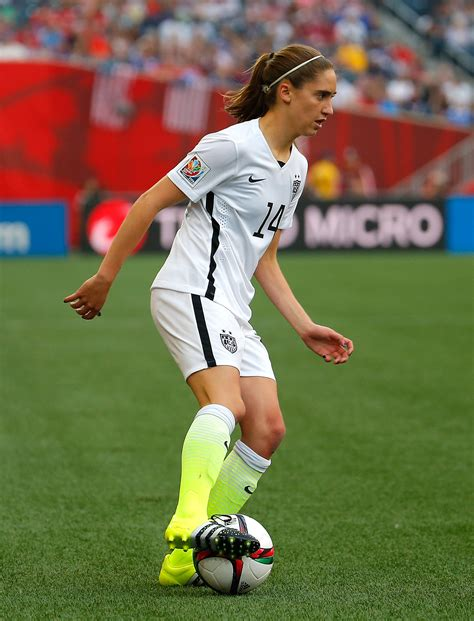 14 Morgan Brian | who does team usa play with megan rapinoe out for friday