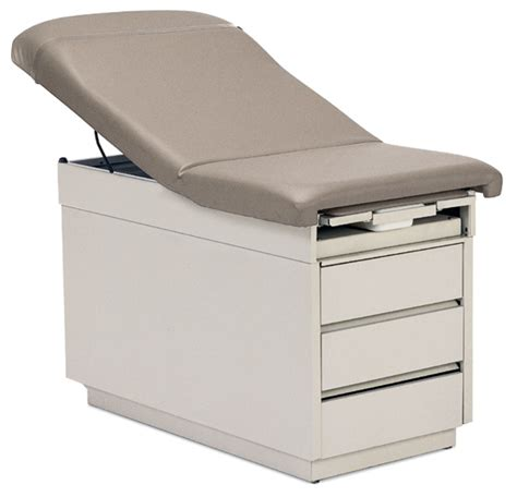 exam bench standard manual exam table large shawn whatley md