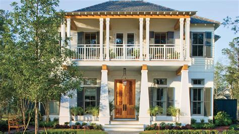 17 house plans with porches southern living bayou bend plan 1745 17 house plans with porches