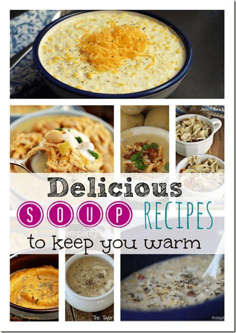 8 delicious soup comfort food recipes princess