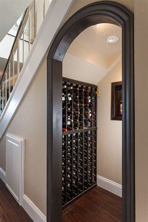 wine storage under stairs 25 functional home wine storage ideas home design and