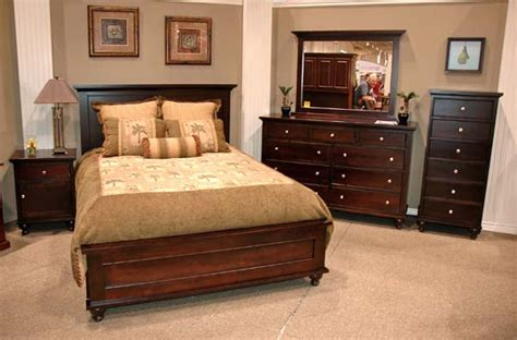 sutter maple bedroom suite brices furniture