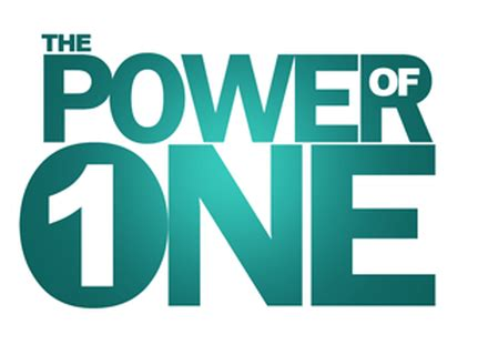 The Power Of One lecture the power of one neon entertainment booking