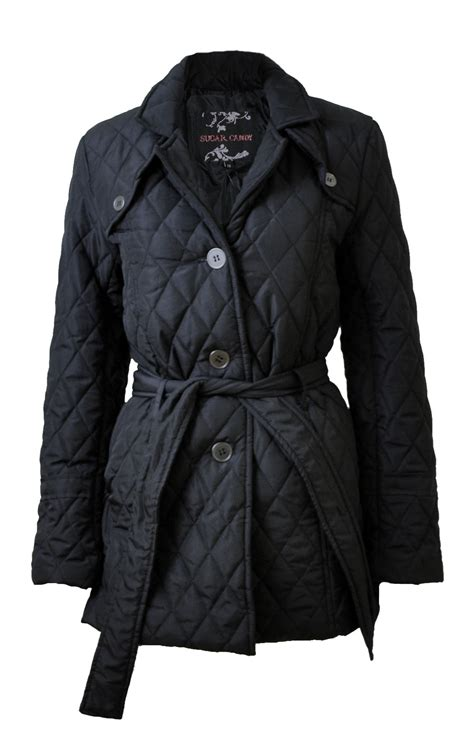 Black Womens Quilted Jacket by Off47 Barbour Jacket Shop Barbour Outlet Uk Black Quilted Womens Jacket