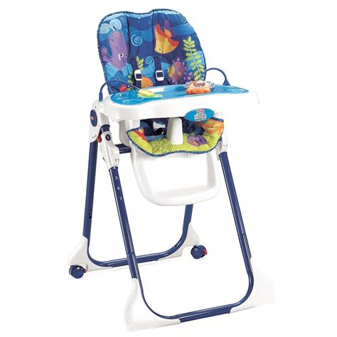 Easy To Clean High Chair by Fisher Price Easy Clean Wonders High Chair Blue
