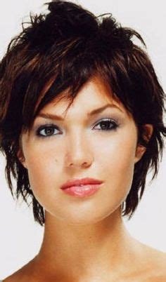 shag neckline hair cut 1000 ideas about short shaggy haircuts on pinterest