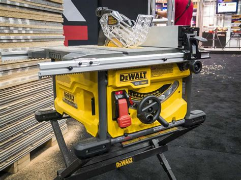 Cordless Table Saw by Dewalt Cordless Table Saw All You Need To Ptr