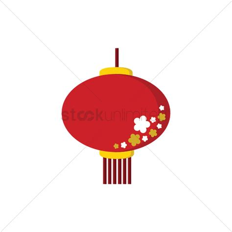new year lanterns clipart new year traditional lantern vector image