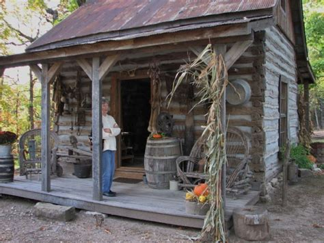 Trappers Cabin by The Tattered Flag A Primitive Homestead Tour
