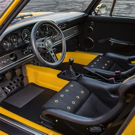 porsche 911 inside 67 best porsche interiors images on car