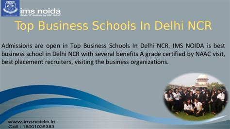 List Of Mba Colleges In Delhi Ncr Pdf by Best Mba College In Delhi Ncr