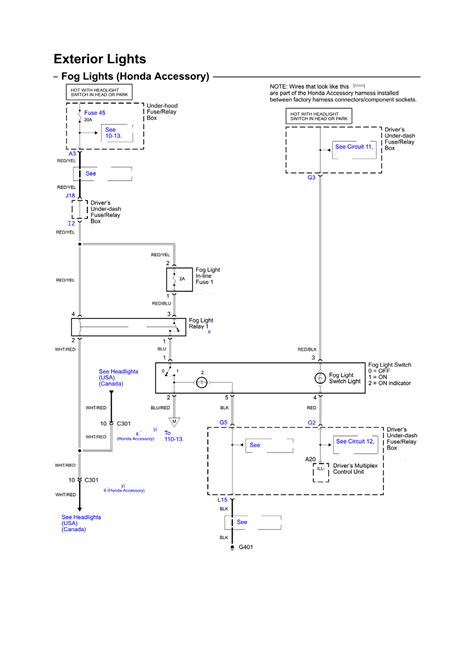 wiring diagram for 2008 honda pilot wiring diagram with