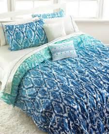 seventeen ombre ikat comforter sets from macys