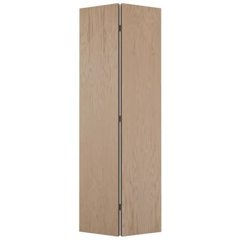 Shop Reliabilt Flush Hollow Core Lauan Bi Fold Closet Bifold Closet Doors Hardware