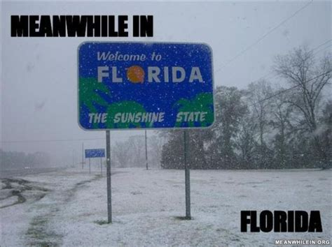 Florida Winter Meme - funny meanwhile in pictures 76 pics