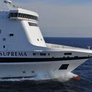 gnv la suprema grandi navi veloci nave suprema traghetti