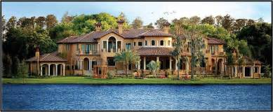 homes for orlando mansions and islands for luxury real estate