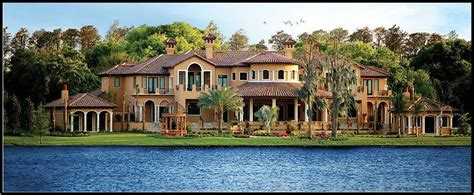 Homes Mansions Mansion For Sale In Orlando Fl For 4500000 | luxury real estate orlando luxury homes vacant land