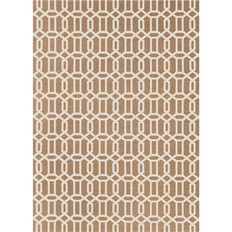 Stain Resistant Area Rugs Ruggable Washable Fretwork Rich 5 Ft X 7 Ft Stain Resistant Area Rug 93667 The Home Depot