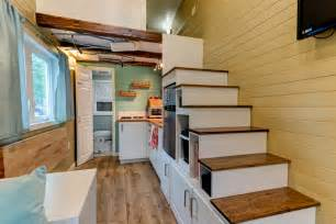 Pictures Of Small Homes Interior The Wanderlust Tiny House 170 Sq Ft Tiny House Town