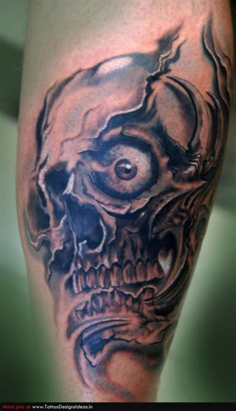 flaming skull tattoo designs flaming skull search engine at search