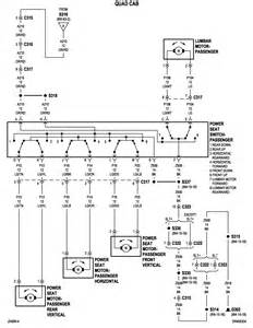 2004 dodge seats cab wiring diagram for 04 and 07 so i