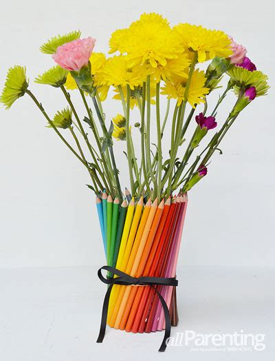 Colored Pencil Vase by Back To School Gifts For Teachers