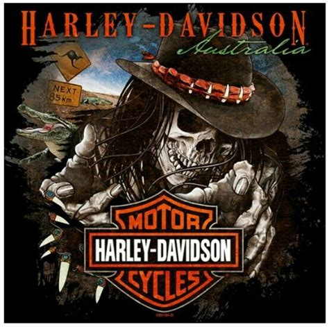 Kaos Fangkeh Since 1903 Biker Motorcycle Pin Up cool harley davidson logo harleys skeletons bikers harley davidson motorcycles