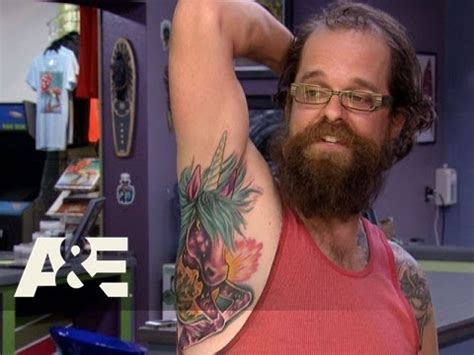 epic ink heather tattoos an armpit unicorn s1 e4 a amp e