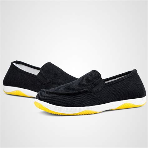 mainan sendal sepatu sepatu slip on bahan flannel size 39 gray