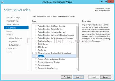 installing yosemite in hyper v how to install hyper v in windows server 2012 r2