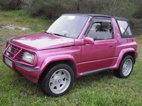Pink Suzuki Vitara Suzuki Vitara Used Car Costa Blanca Spain Second