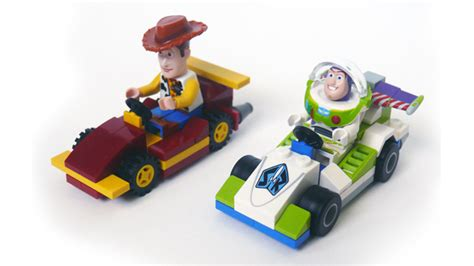 Lego Ideas Toy Story Racers