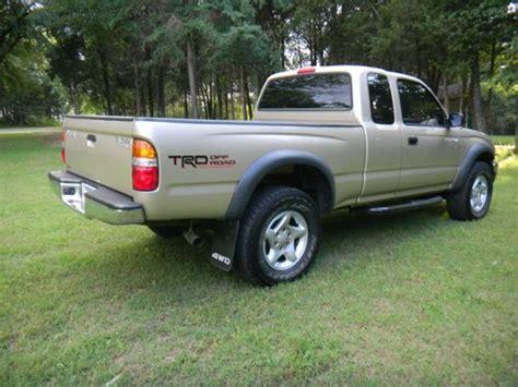 2004 Toyota Tacoma Sr5 Find Used 2004 Toyota Tacoma 4wd Sr5 Extended Cab