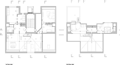 attic floor plan attic loft reconstruction b 178 architecture archdaily