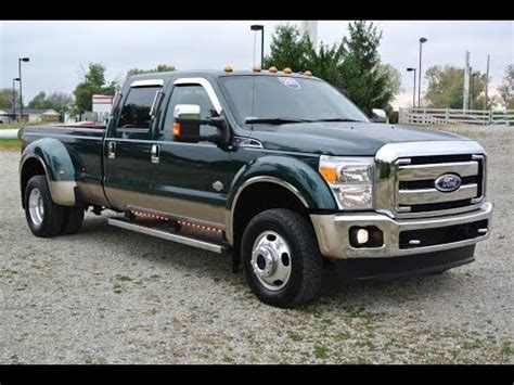 ford   king ranch powerstroke dually  sale dayton troy piqua sidney ohio cpt