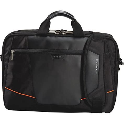 Office Depot Laptop Bags by Everki Flight Checkpoint Friendly Laptop Bag Briefcase For