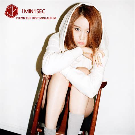 hyomin sketch album lyrics jiyeon 지연 1min 1sec never 1분 1초 color coded