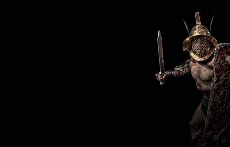 Gladiator Iphone All Hp Wallpaper Gladiator Helmet Armor The Murmillo Murmillo