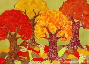 forest collage craft kids crafts firstpalette com
