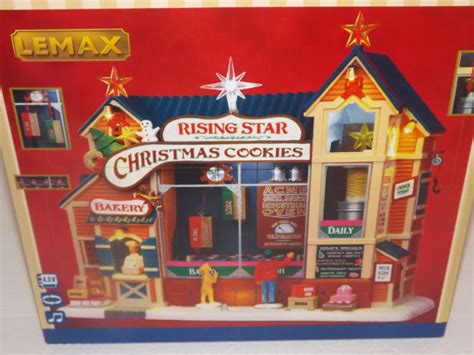 buy lemax christmas village houses for sale