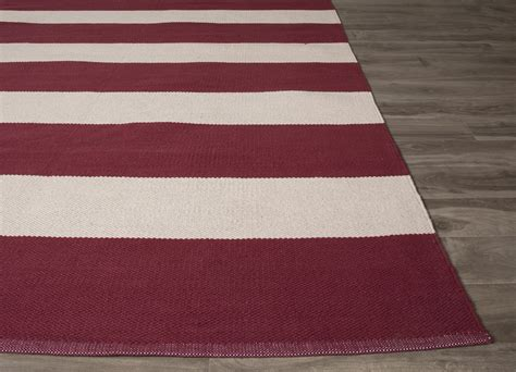 striped cotton area rugs jaipur rugs flatweave stripe pattern white cotton area rug son05 rugmethod