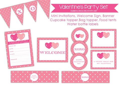 free valentines day printables free s day printables embracing creativity